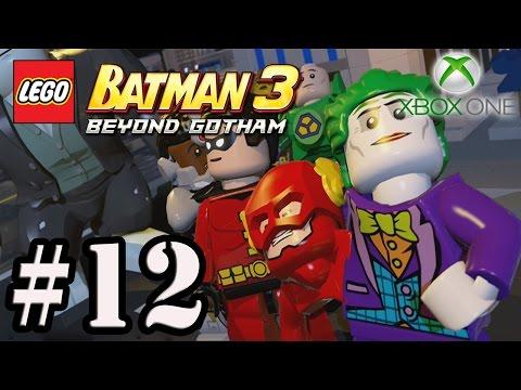 Let's Play: Lego Batman 3: Beyond Gotham - Parte 12 - Problemas na Pequena Gotham (1/2)