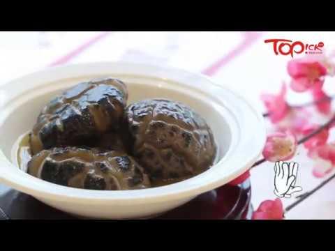 大廚教燴汁花菇