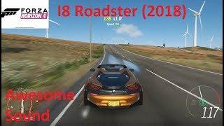 Forza Horizon 4-BMW I8 Roadster Gameplay
