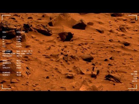 Mars Rover Live Stream - SOL 1702