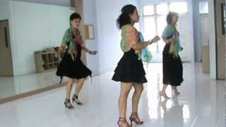 Eres Tu Line Dance.MPG