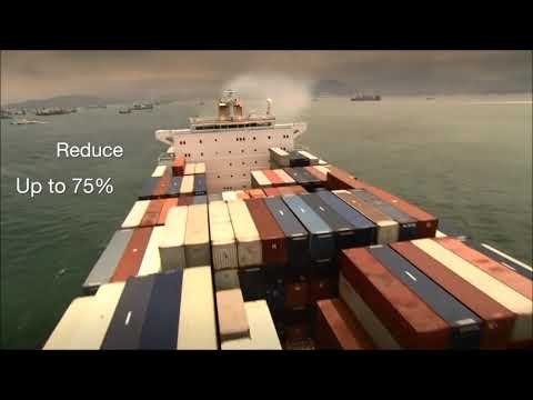 Energy efficiency in shipping