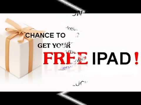 iPad 3rd generation: Win a free Ipad 3rd generation - Working !