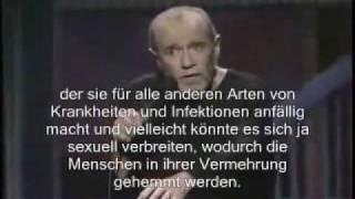 George Carlin | Arroganz der Menschheit (GERMAN SUBS)