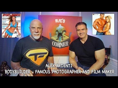Alex Ardenti    Famous  Bodybuilding Photographer Major  & Filmmaker