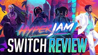 Hyper Jam Nintendo Switch Review-Booming BRAWLER (Video Game Video Review)
