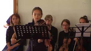 2017-10-08 Гуно.  Ave Maria. Отрывок из концерта