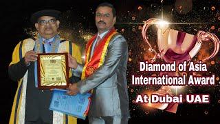 Ramya Modular Kitchen And Interiors | Received Diamond of Asia International Award 2016 At Dubai UAE