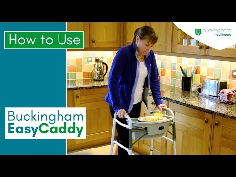 Buckingham Easy Caddy