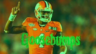 "Deshaun Watson||""GOOSEBUMPS""