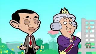 Mr Bean-Bahçede-Tam Bölüm