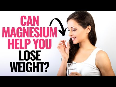 Does Magnesium Help You Lose Weight?