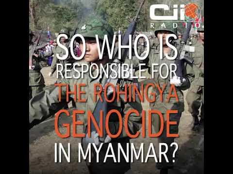 Arakani Rohingya News Tribune