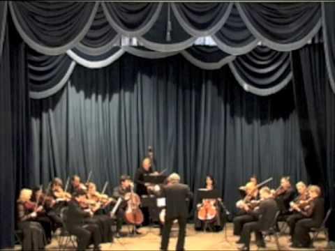 Greenberg: Four Scenes, 2nd movement / Rachlevsky • Chamber Orchestra Kremlin