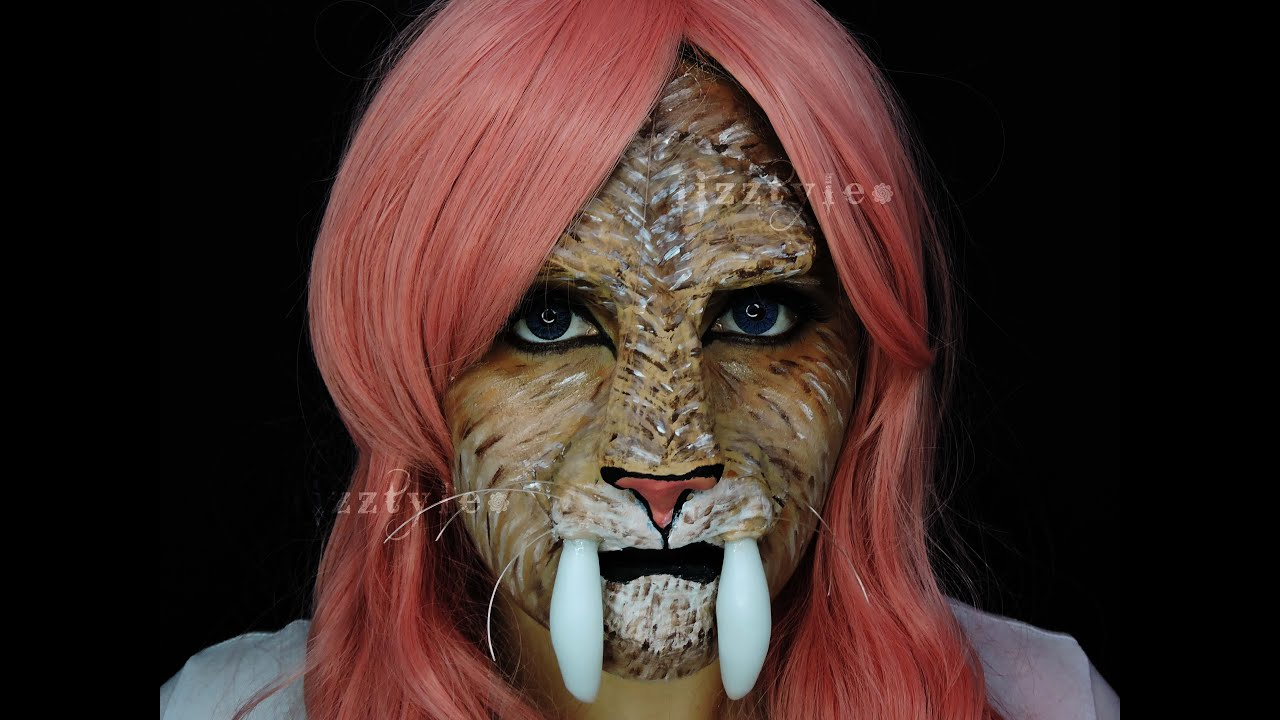 Tigre Dientes de Sable - YouTube