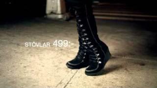 Din Sko Fashion video: Stövlar