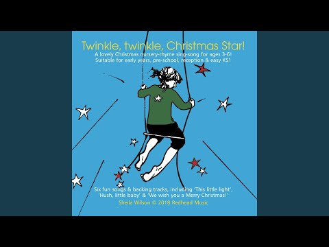 Twinkle, twinkle, Christmas Star! (Backing Track)