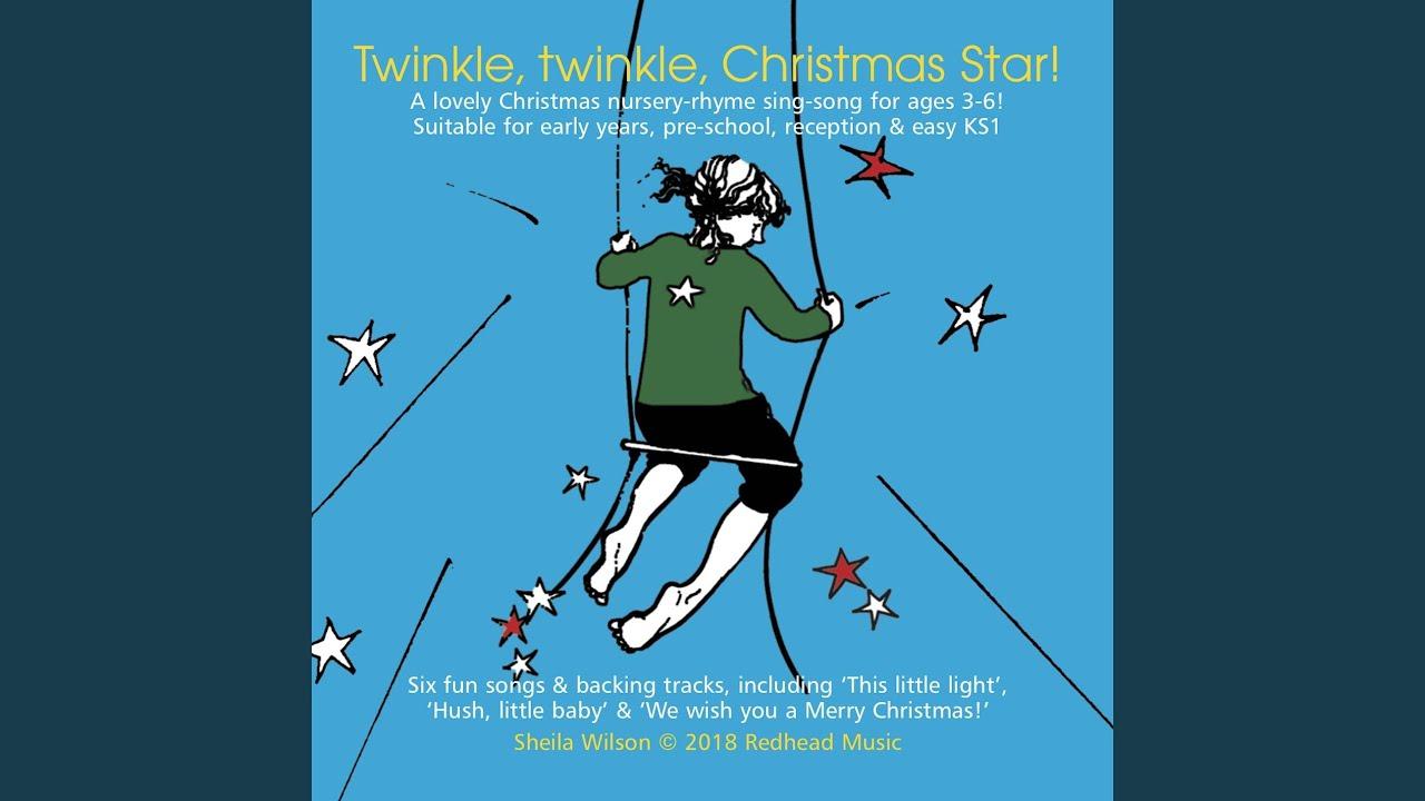 Twinkle Twinkle Christmas Star Backing Track