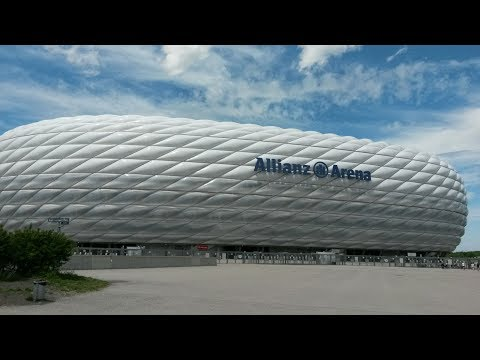 TOUR ALLIANZ ARENA, MUNICH | ESTADIO FC BAYERN