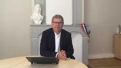 Dominique Fouchier, Maire de Tournefeuille, fait le point sur la reprise progressive d'activité.