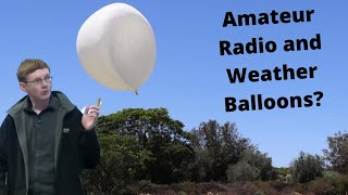 Chasing Radiosonde Weather Balloons used in Meteorology for Fun by Mark VK5QI