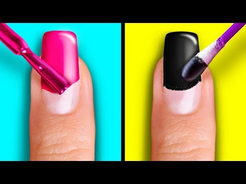 100 AMAZING BEAUTY HACKS