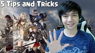5 Tips dan Tricks untuk bermain Game Lineage 2 Revolution | Indonesia