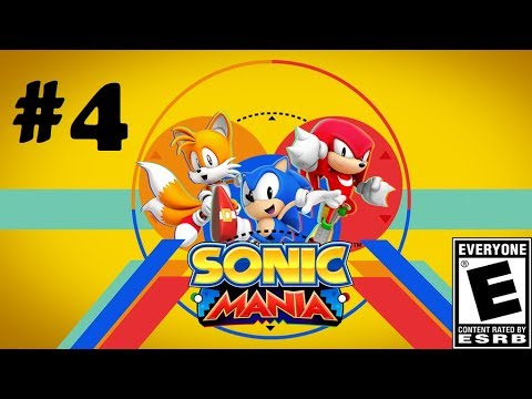 Sonic Mania: Flying Battery