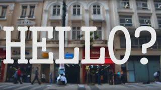 Adriano Cintra - Hello? feat. Nana Rizinni