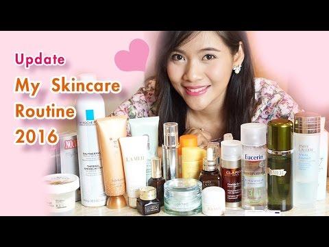 ♡ My Skincare Routine ที่ใช้ในปี 2016 ♡ Yueiiz ♡