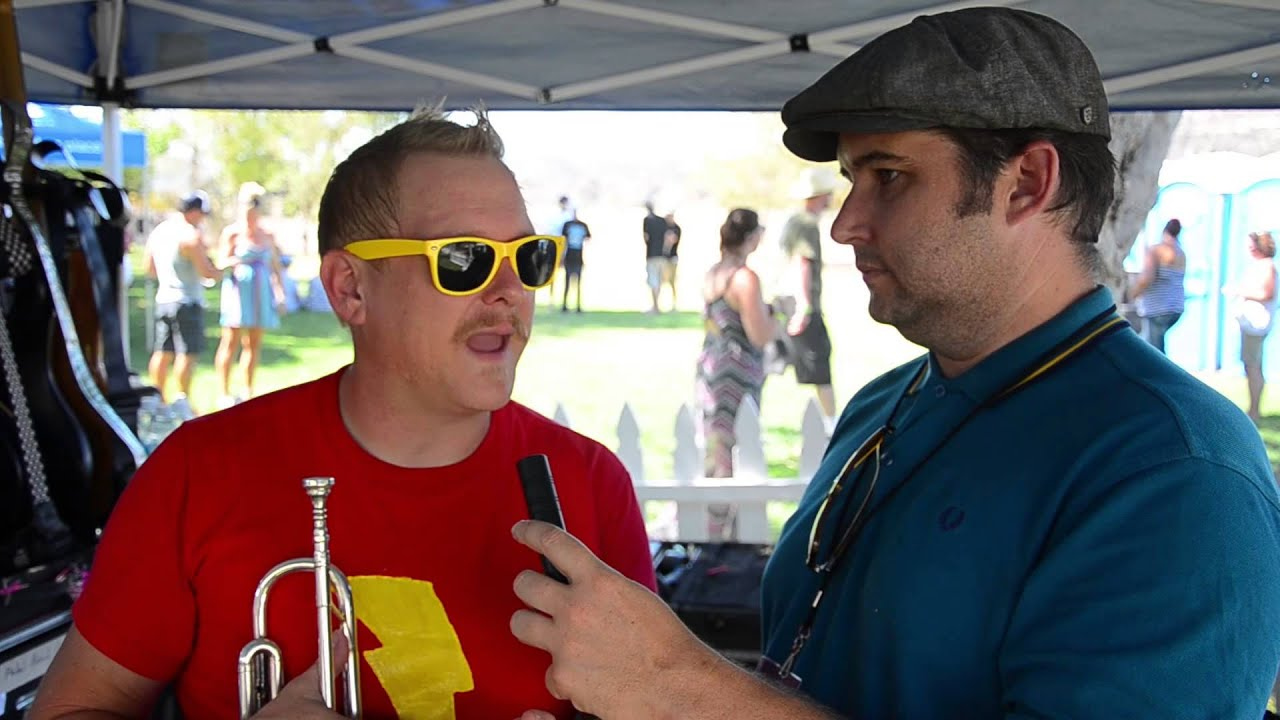 Interview with Reel Big Fish's Johnny Christmas [OC Brew Haha ...