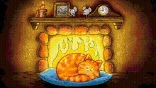 252 - ВЛОГ. ДОМ.  часть 2.  Кошки, Кот и... Разговор...