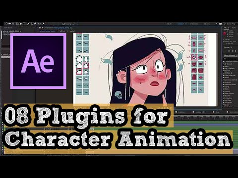 After Effects Plugins For Character Animation