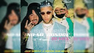 No Me Conoce Remix - Jhay Cortez Ft. J Balvin, Bad Bunny [DJ Blayox] Acp Starter + Intro Acp + Loop