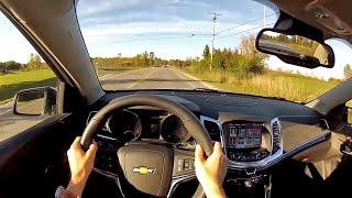 2014 Chevrolet SS - WR TV POV Test Drive