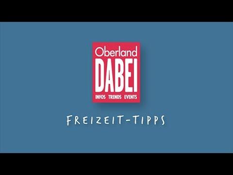 Freizeit-Tipp Oberland DABEI - 15.10.2021