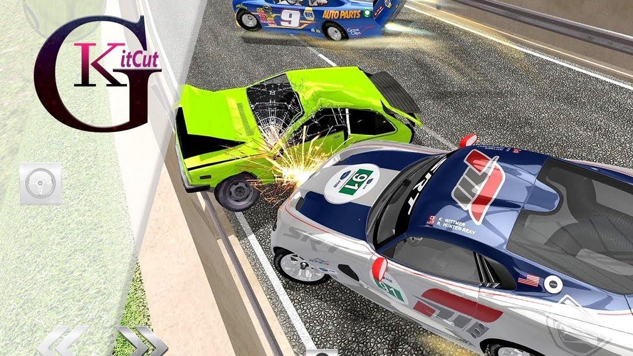 Car Crash Simulator Gameplay HD For Kids Boys