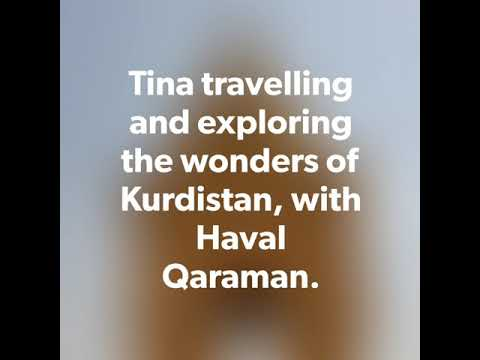 Is Kurdistan safe? Haval Qaraman Tour Guide!