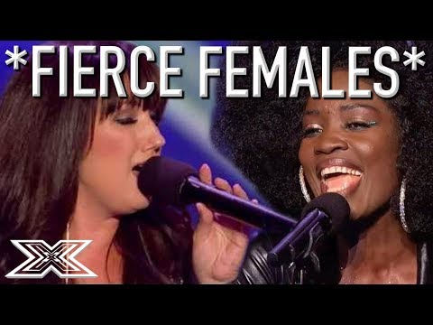 TOP 5 FEMALE SINGERS From X Factor USA!   X Factor Global