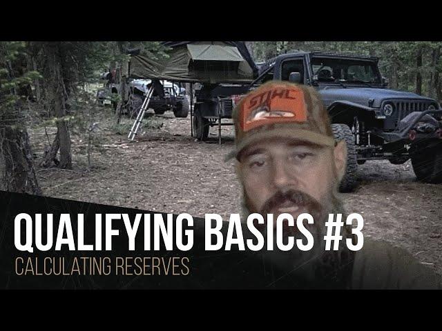 Qualifying Basics #3