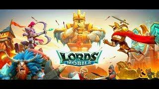 Помилование собираем лидеров  Lords Mobile