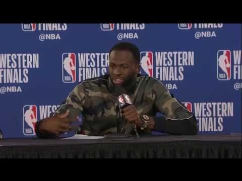 Draymond Green Shouts Out Video Coordinator For Leadership Inspiration