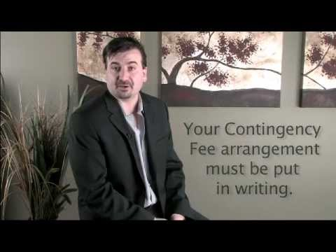 How Ontario Injury Lawyer Fees are Determined