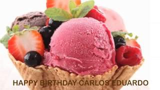 CarlosEduardo   Ice Cream & Helados y Nieves - Happy Birthday