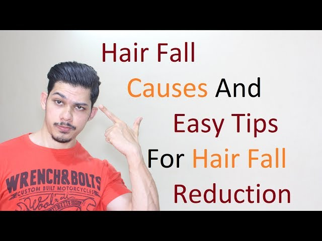 Hairfall Causes and Easy Tips For Hairfall Reduction | BeAwesome | India