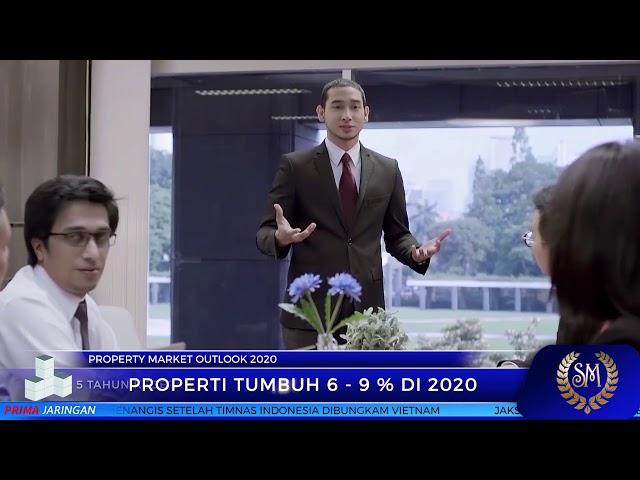 PROPERTY MARKET OUTLOOK 2020, PROPERTI TUMBUH 6-9 %
