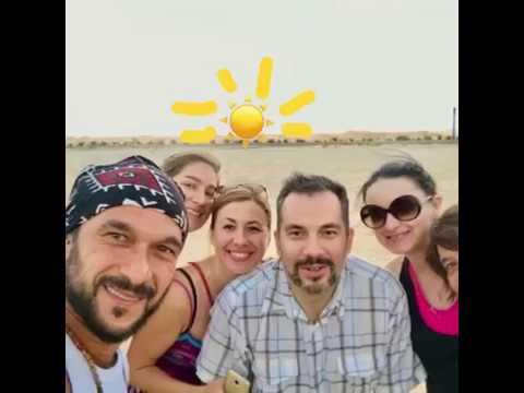 Yoga Meditation Retreat in Liwa, UAE