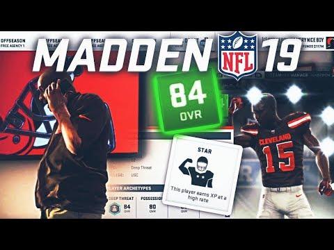 EVERYTHING NEW IN MADDEN 19 FRANCHISE! (New NFL Draft, Cut Scenes HUB, Custom Draft Classes & More)