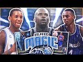 ALL-TIME ORLANDO MAGIC SQUAD ft. PINK DIAMOND PENNY!