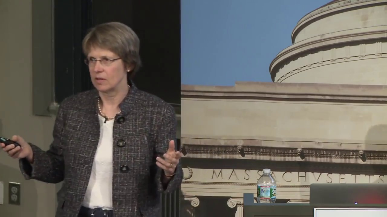 2015 Killian Lecture: Sallie (Penny) Chisholm - YouTube